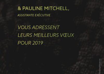 Verso Carte de voeux 2019 cabinet d'avocats Philippo-Pressecq
